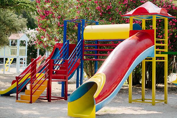 Hauswartung Kinderspielplatz