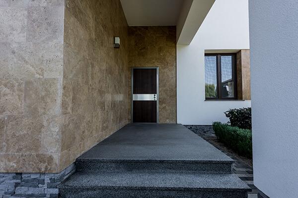 Hauswartung Reinigung Eingangsbereich