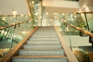 Hauswartung Reinigung Treppenhaus