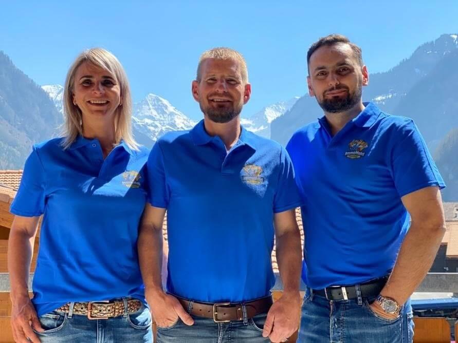 ImmoHeld Gründerteam